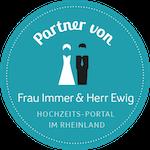 Frau Immer & Herr Ewig Hochzeitsportal