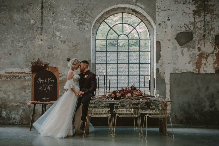 Hochzeitskonzept Wedding Planner