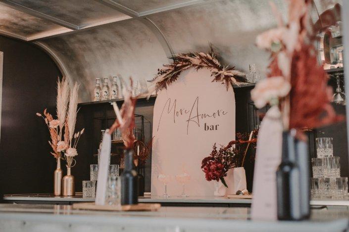More amore bar Hochzeit