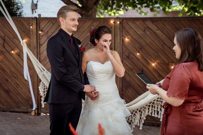 Tränenreiche Flamenco Hochzeit