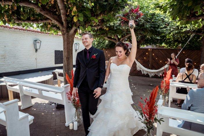 Flamenco Hochzeit im Alten Zollhaus Zons