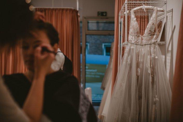 Haare & Make-up Braut