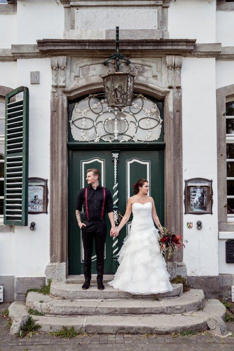 Brautpaar Altes Zollhaus Zons