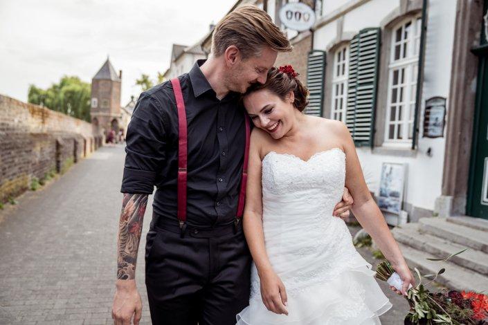 Brautpaar Fotoshooting Zons