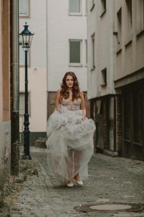 Hochzeitskleid in Köln