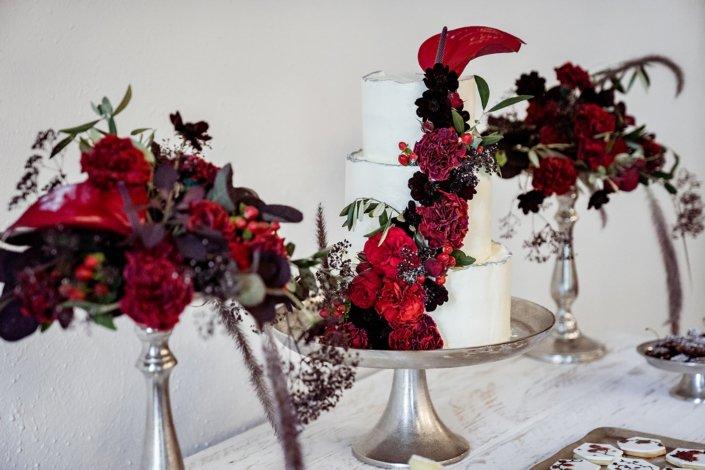 Hochzeitstorte Pennycakes